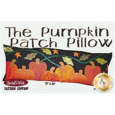 The Pumpkin Patch Pillow Pattern