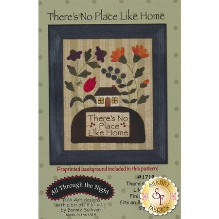 There's No Place Like Home Pattern