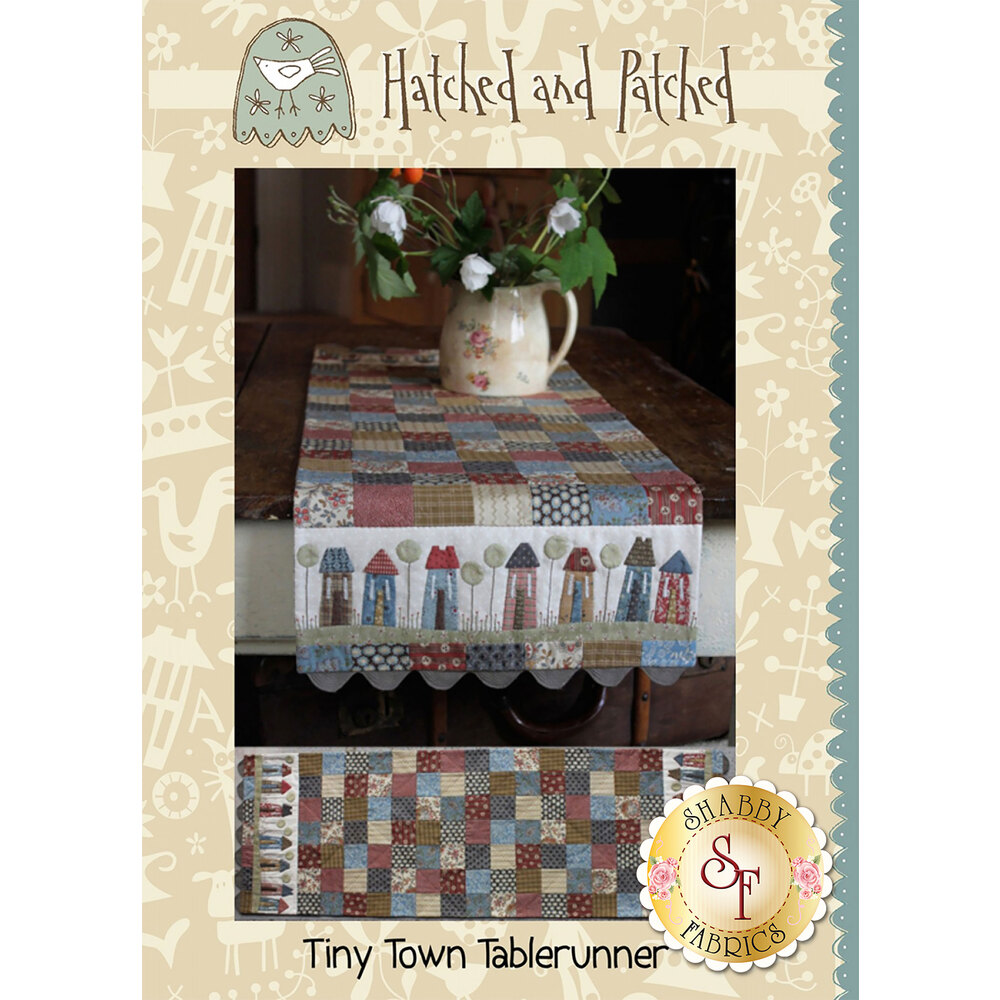 Tiny Town Tablerunner Pattern