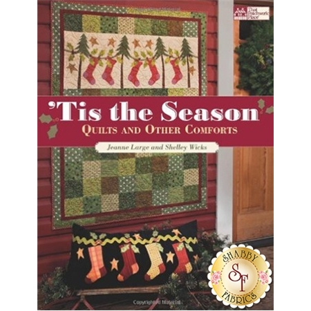 Tis the Season Book by Quilts & Comfort