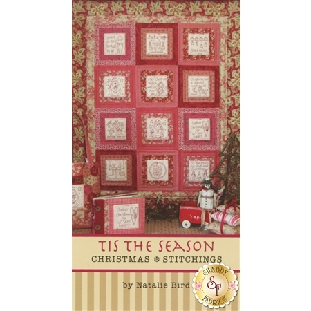Tis The Season Book - Christmas Stitchings