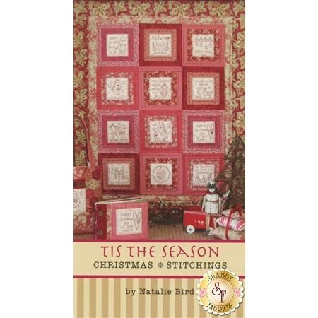 Tis The Season Book - Christmas Stitchings
