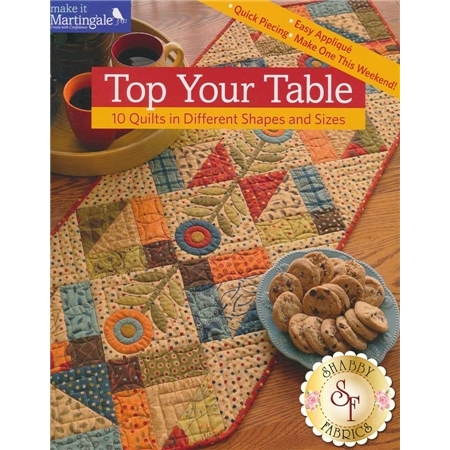 Top Your Table Book