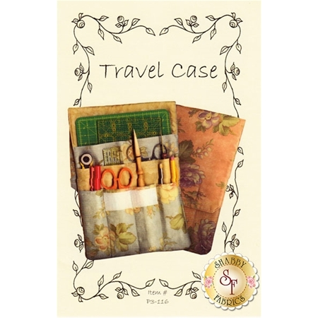 Travel Case Pattern