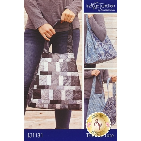 Tribeca Tote Pattern