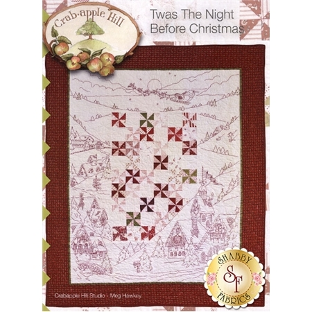 Twas The Night Before Christmas Pattern