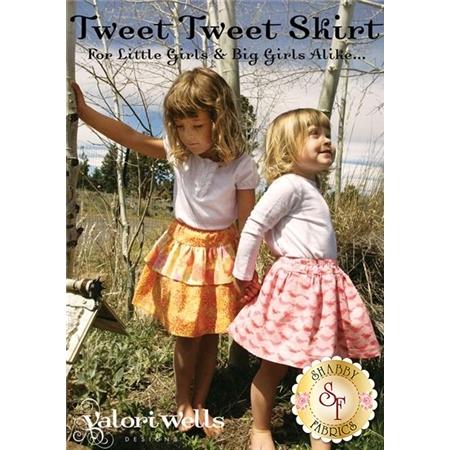 Tweet Tweet Skirt Pattern