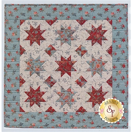 Twinkle Wall Hanging Quilt Pattern