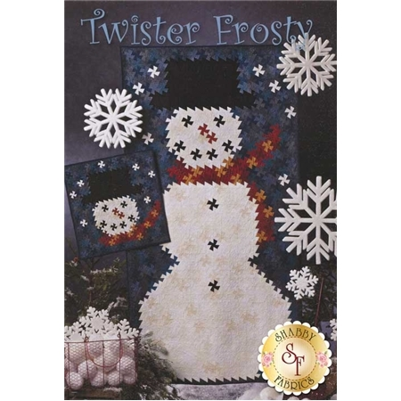 Twister Frosty Pattern