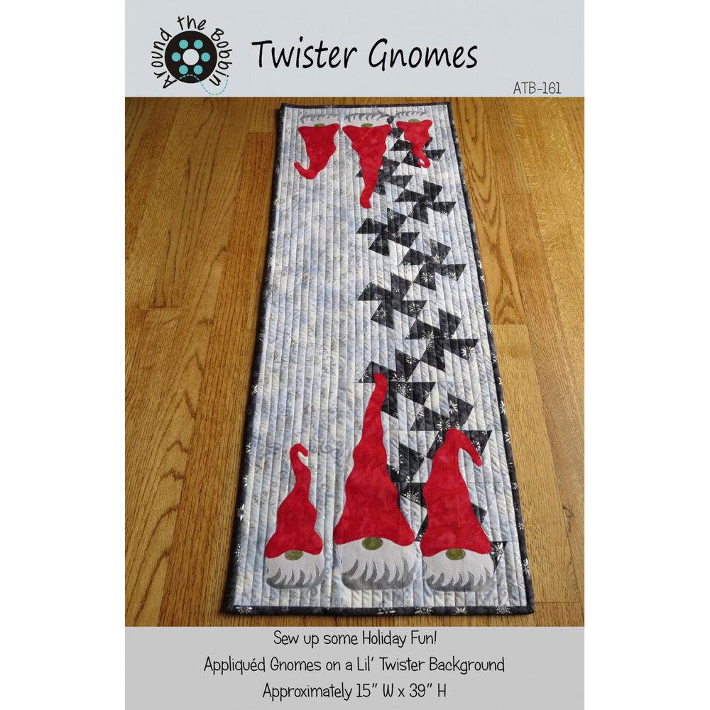 Twister Gnomes Pattern | Shabby Fabrics