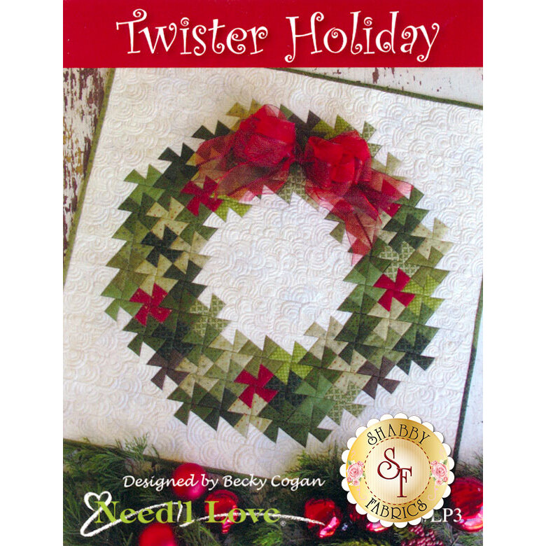 Twister Holiday Pattern