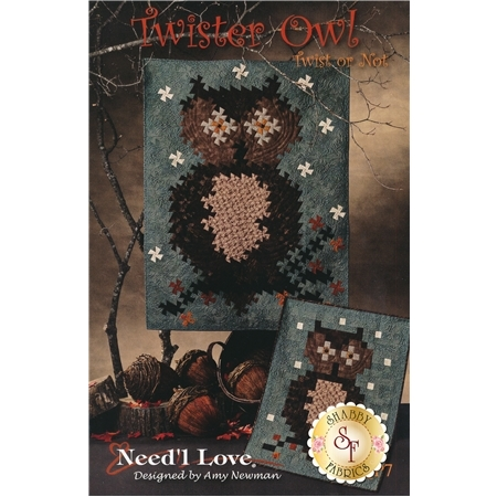 Twister Owl Pattern
