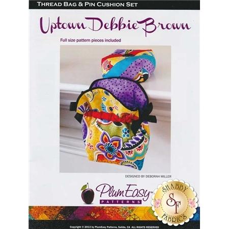Uptown Debbie Brown Pattern