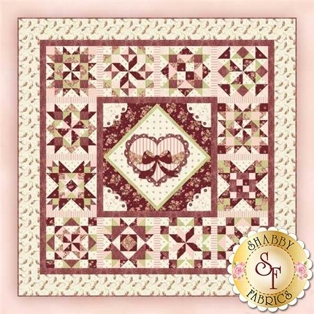 Vintage Rose Fabrics 2