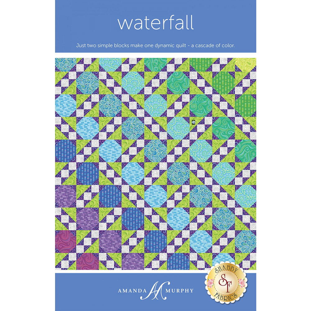 Waterfall Pattern