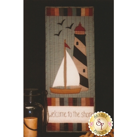 Back Door Quilt Series - Welcome To The Shore Pattern