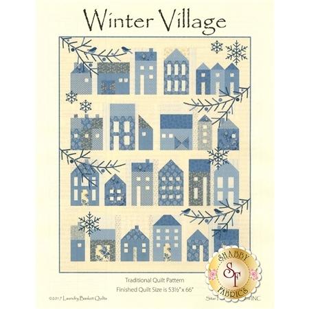 Winter Village Pattern