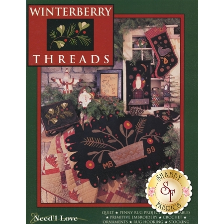 Winterberry Threads Book