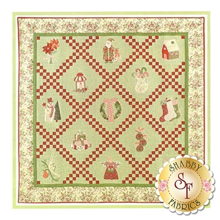 Wintergreen Lane pattern