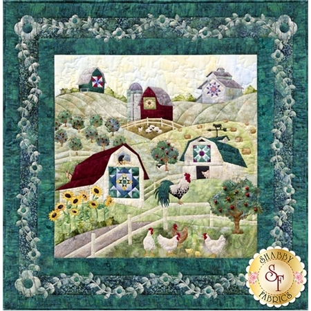 And on That Farm - With a Big Quilt Here and a Small Quilt There Pattern