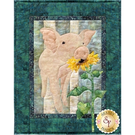 And on That Farm - With an Oink Oink Here Pattern