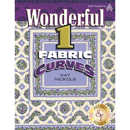 Wonderful 1 Fabric Curves Book