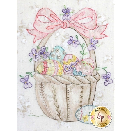 All My Eggs In One Basket Pattern