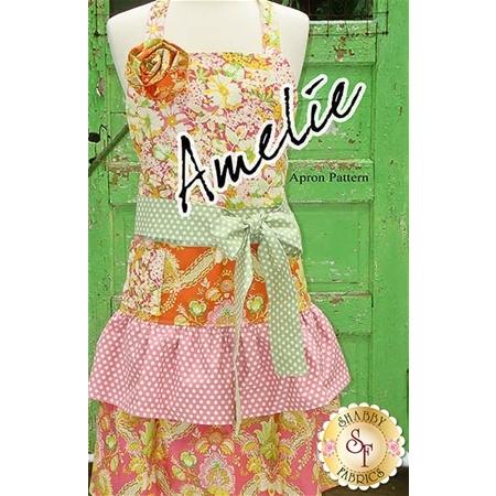 Amelie Apron Pattern