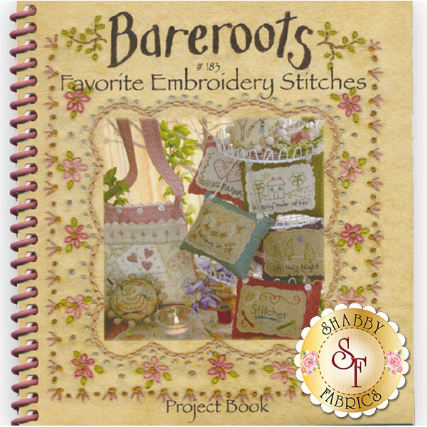 Favorite Embroidery Stitches Book