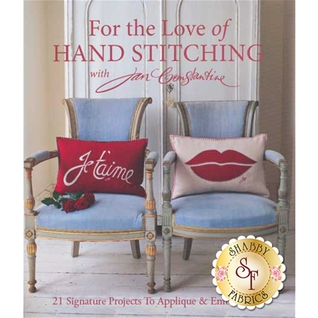 For the Love of Hand Stitching Book