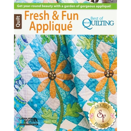 Fresh & Fun Applique Book