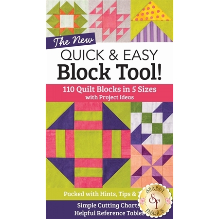 The New Quick & Easy Block Tool! Book