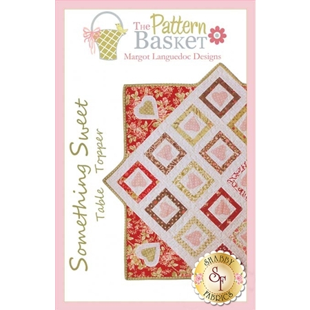 Something Sweet Table Topper Pattern