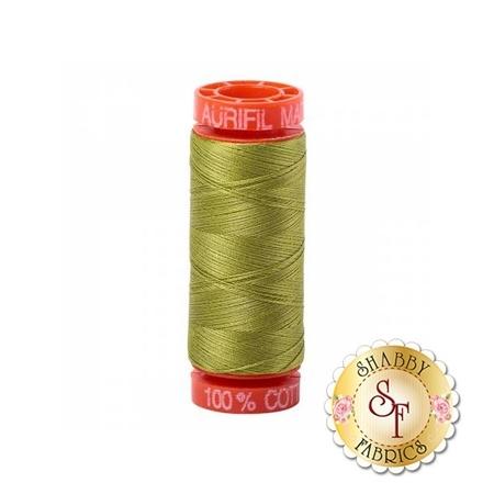 Aurifil Cotton Thread Light Leaf Green - 50wt 220yds