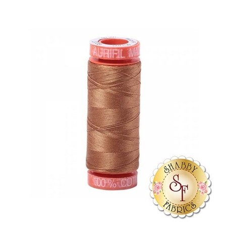 Aurifil Cotton Thread Cinnamon - 50wt 220yds