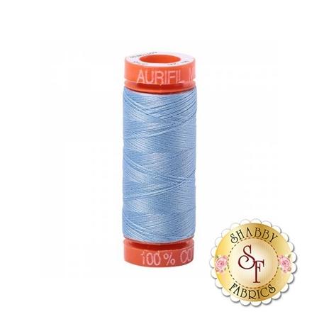 Aurifil Cotton Thread Robins Egg - 50wt 220yds