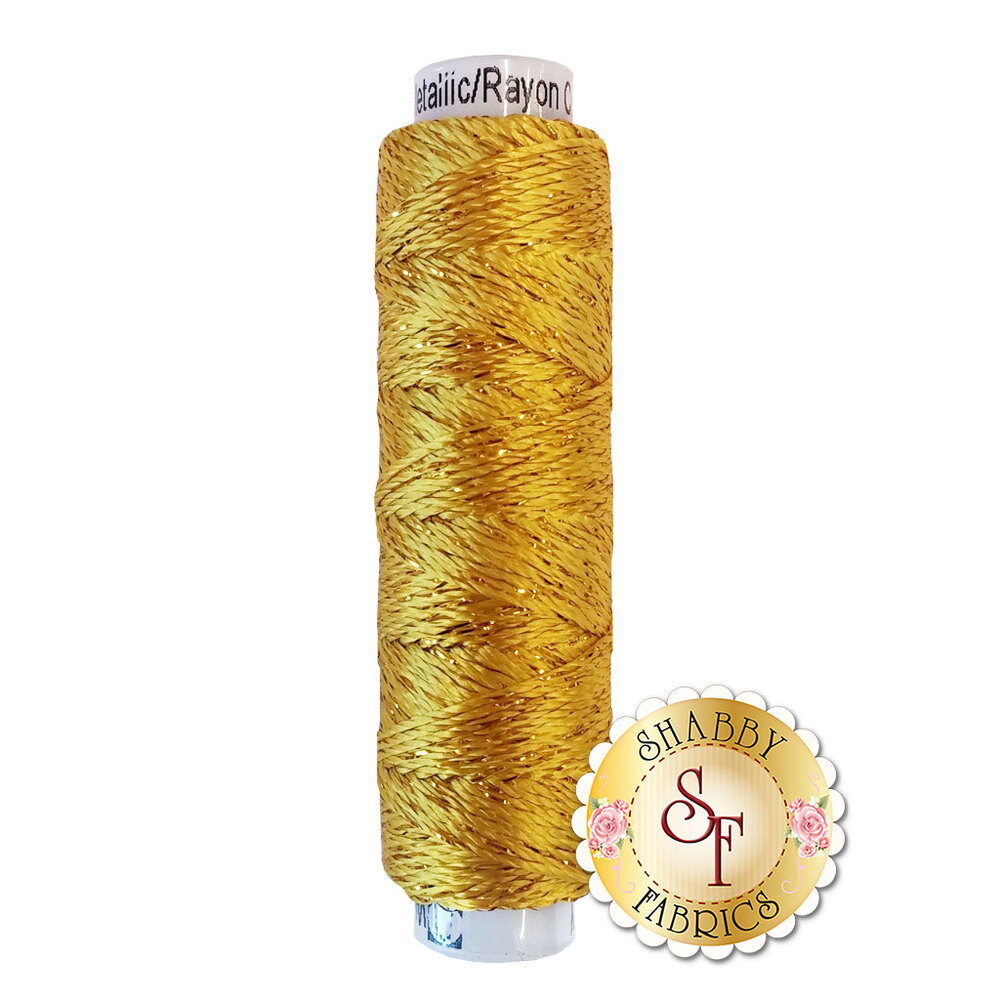 Dazzle Thread 2117 Dandelion - 50 yds | Shabby Fabrics