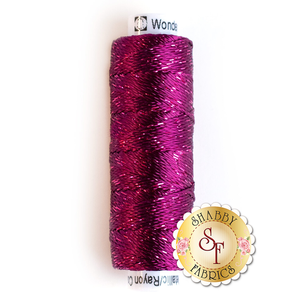 Spool of Dazzle Thread DZ1123 Anemone | Shabby Fabrics