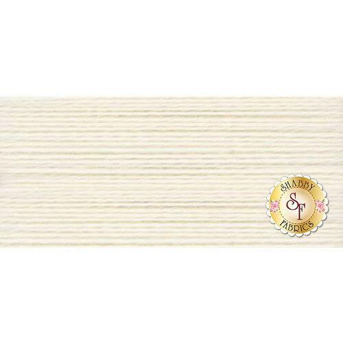 Swatch of Ellana Wool Thread EN50 Parchment | Shabby Fabrics