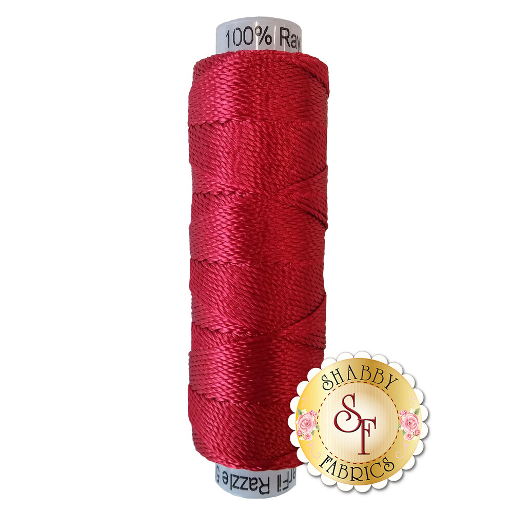 Razzle Thread 1148 Tango Red - 50 yds