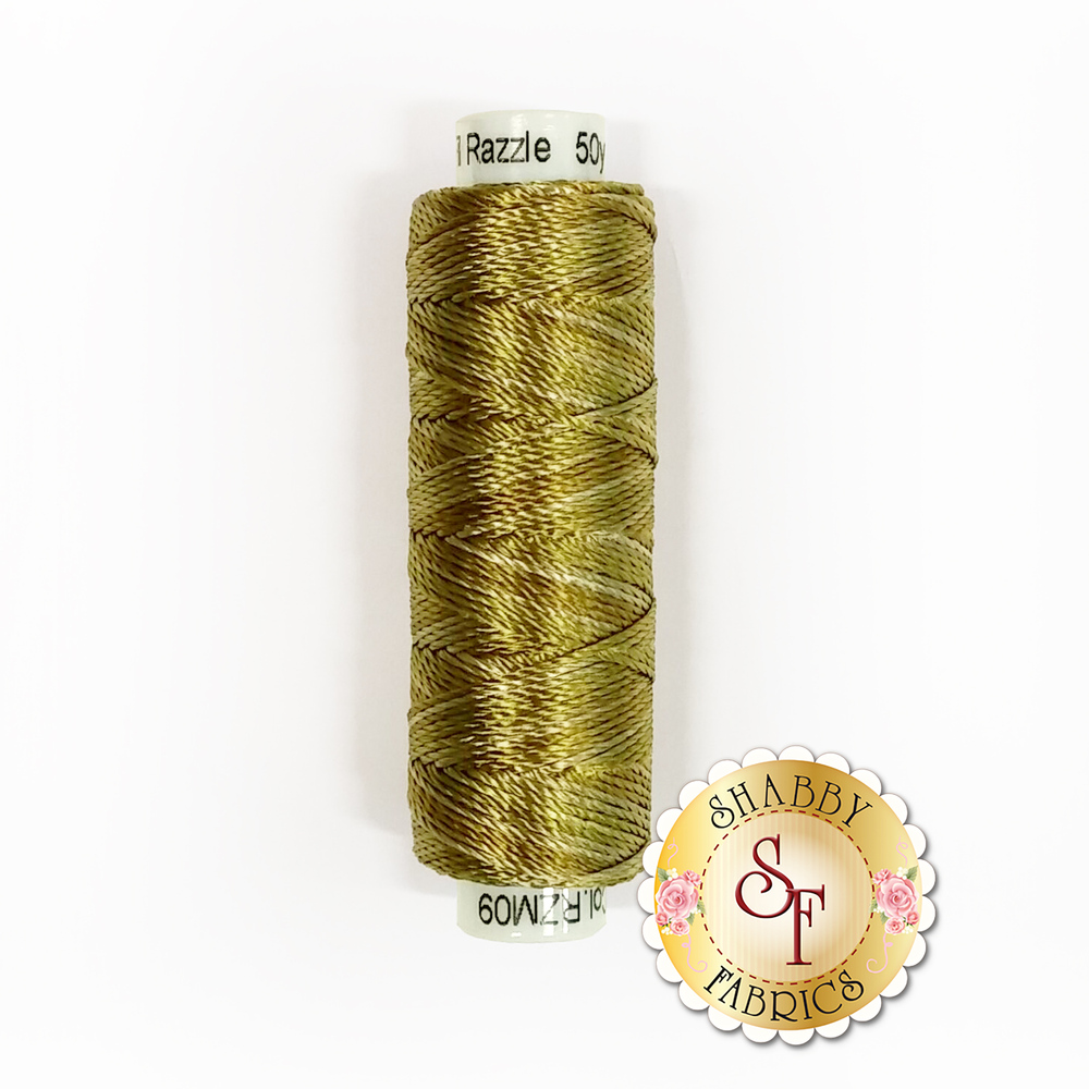 Razzle Thread RZM09 - Marsh Grass - 50 yds