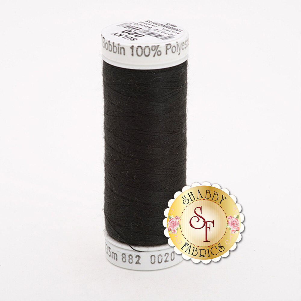 Sulky Bobbin Thread - Black 882-0020