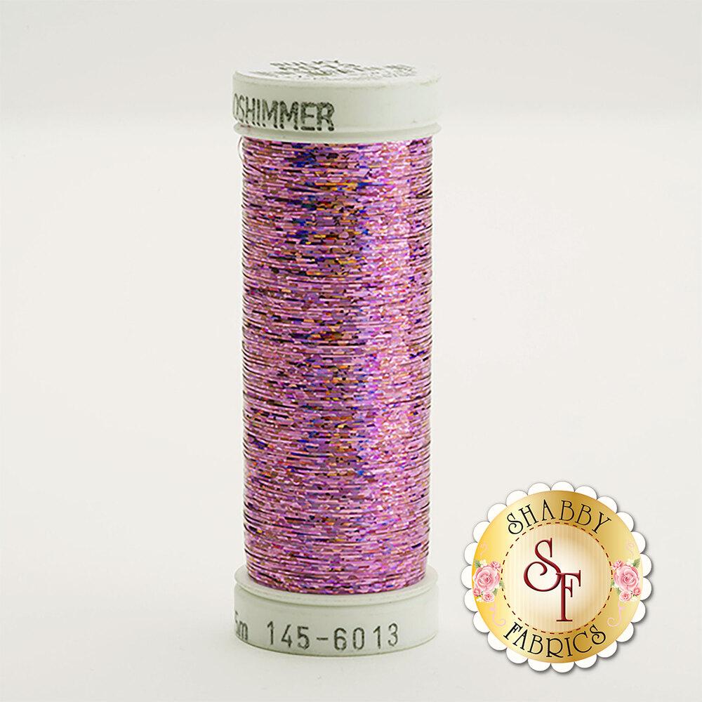 Sulky Holoshimmer Metallic #6013 Fuchsia 250 yd Thread