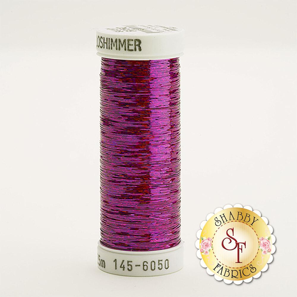 Sulky Holoshimmer Metallic #6050 Purple 250 yd Thread