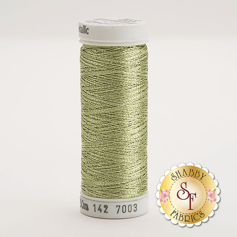 Sulky Original Metallic #7003 Lt. Gold 165 yd Thread