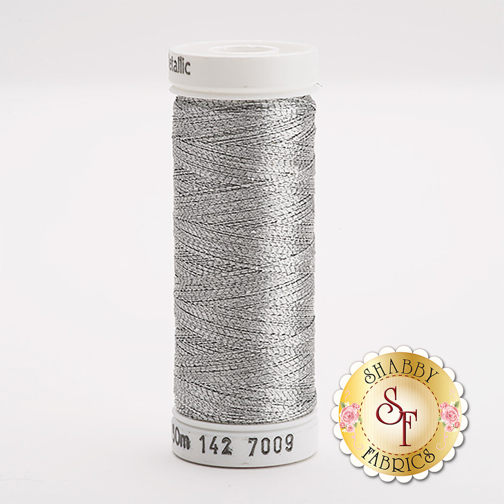 Sulky Original Metallic #7009 Pewter 165 yd Thread
