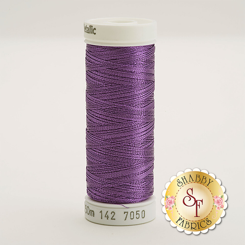 Sulky Original Metallic #7050 Purple 165 yd Thread