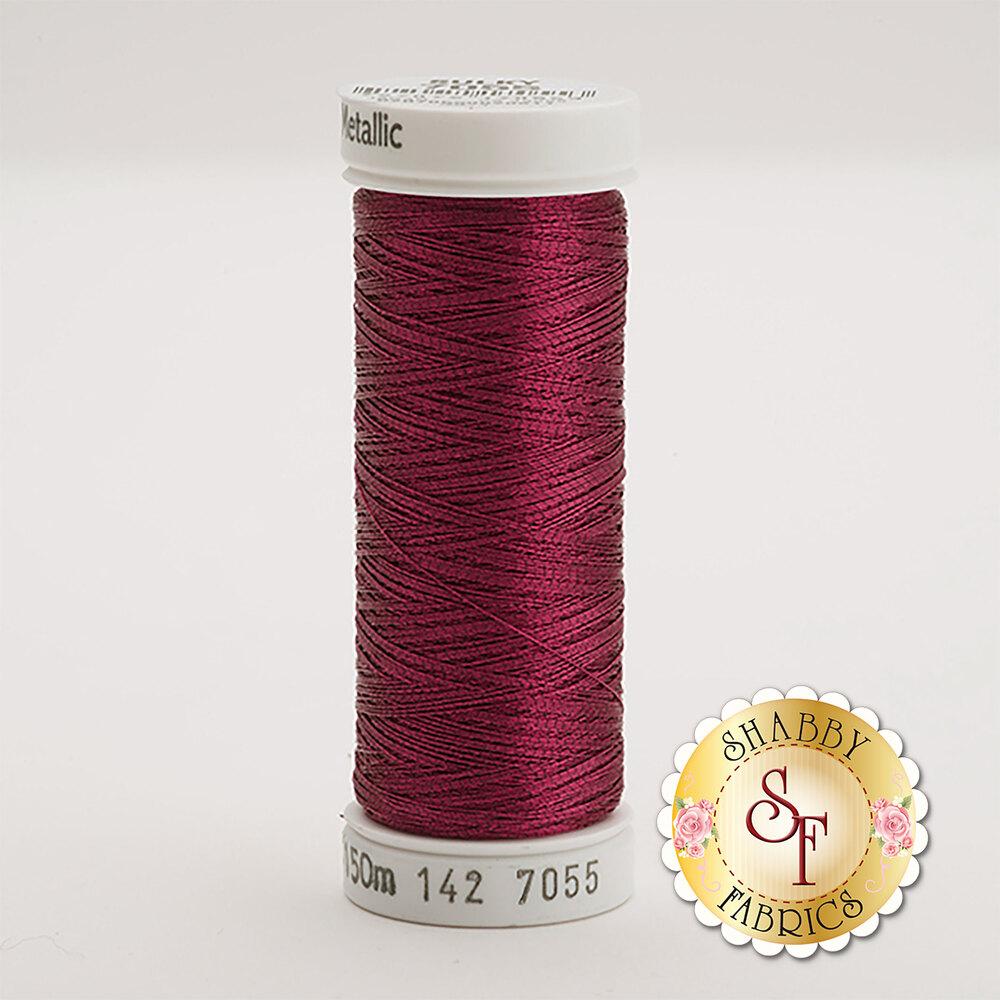 Sulky Original Metallic #7055 Cranberry 165 yd Thread
