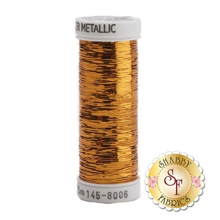 Sulky Of America Sliver Metallic Bronze  #8006 40wt 250 yd Thread