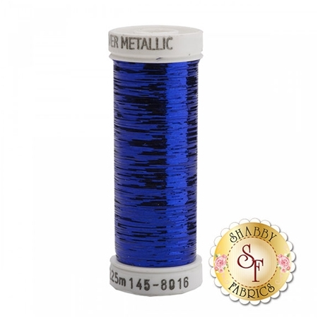 Sulky Of America Sliver Metallic Dark Blue #8016 40wt 250 yd Thread